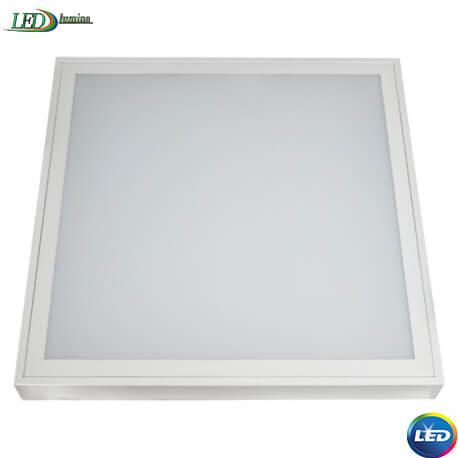 Virštinkinė LED panelė 48W 60×60 3200k (šilta balta) 1