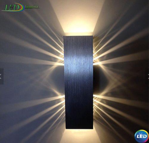 LED sieninis šviestuvas 2W Drugelis 1