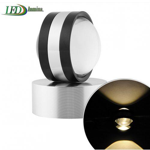 LED sieninis šviestuvas 6W 1