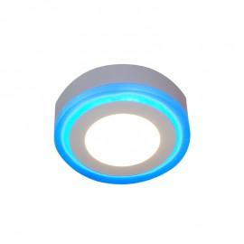 Virštinkinė LED panelė 18+6 (24w) su mėlynu 1