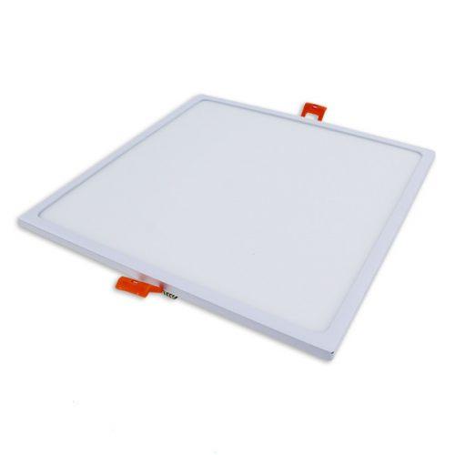 5W LED panelė kvadratinė atspari vandeniui naturali balta šviesa 1