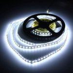 LED juosta 12V 14.4W/m nehermetiška IP20 dienos šviesa