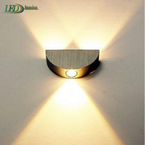 LED sieninis šviestuvas kryptinis 6W
