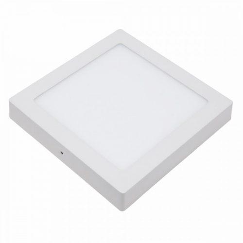 Virštinkinė LED panelė 18w kvadratinė šilta balta šviesa 1