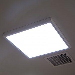Rėmas LED panelei 60x60 baltas