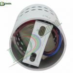 LED sieninis-lubinis šviestuvas 3D 3W šilta balta šviesa 6