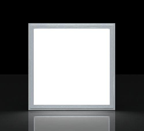 LED šviesos panelė 48W sidabrinis rėmas 595x595mm 3200k (šilta balta) 1