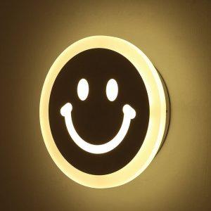 LED sieninis šviestuvas ŠYPSENĖLĖ Dienos šviesa