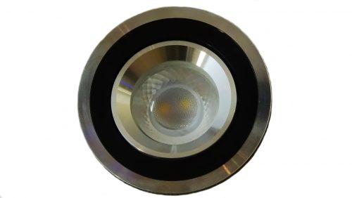 """Akcentinis LED šviestuvas juodas """"Argento 1"""" 1"""
