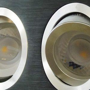 """Akcentinis LED šviestuvas dvigubas """"Nero"""""""