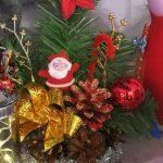Kalėdinis papuošalas KREPŠELIS