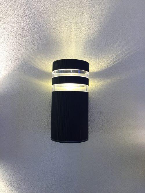 Lauko LED šviestuvas Fasadui IP55 1