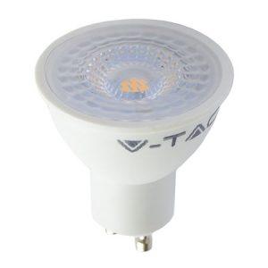Akcentinis LED šviestuvas juodas baltas