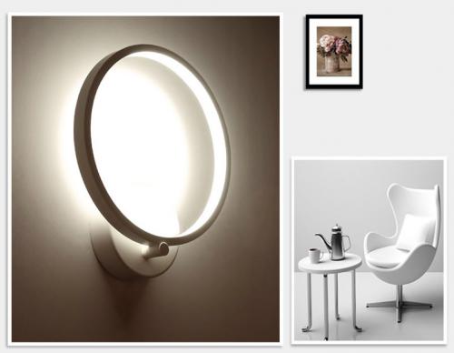 LED sieninis šviestuvas 12