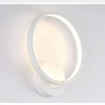 LED sieninis šviestuvas 15W baltas matinis