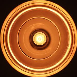 Pakabinamas šviestuvas baltas 40w