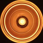 Pakabinamas šviestuvas 40w 4