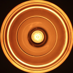 Pakabinamas šviestuvas baltas 40w 4