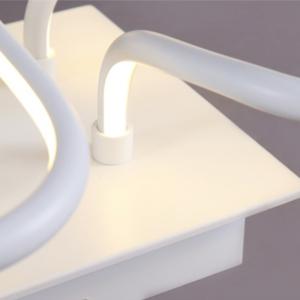 """LED lubinis paviršinis šviestuvas """"Mozaika"""" 444W"""