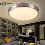 LED lubinis šviestuvas apvalus12W