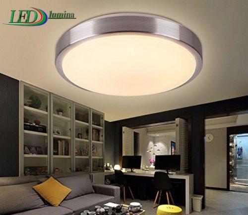 LED lubinis šviestuvas apvalus 18W 1