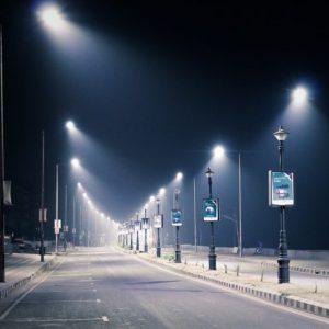 LED gatvės šviestuvas 100W IP65