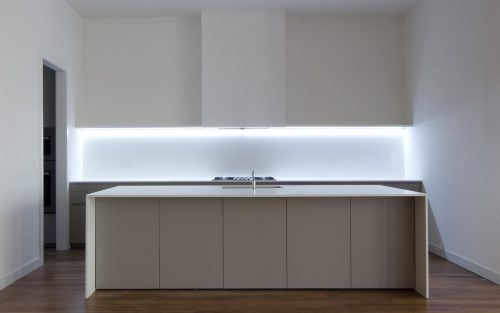 LED juostos komplektas virtuvei su pulteliu du metrai 1