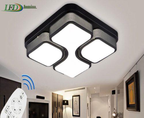 LED lubinis šviestuvas su pulteliu dimeriuojamas 36W 1