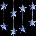 LED Girlianda 8 zvaigzdes