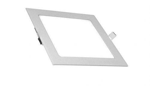 6W LED panelė kvadratinė šalta balta šviesa 1