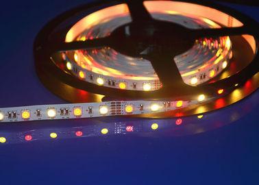 RGBW + šaltai balta LED juosta 12V 14