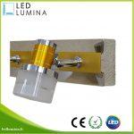 LED sieninis šviestuvas 12w 3