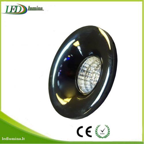 Akcentinis LED šviestuvas 3W rudas 1