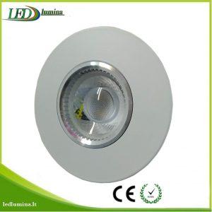 Akcentinis LED šviestuvas baltas