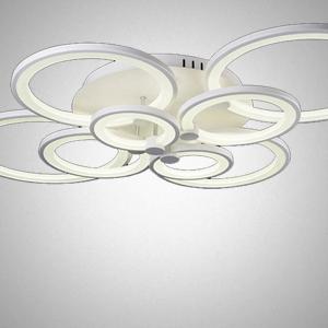 LED lubiniai šviestuvai