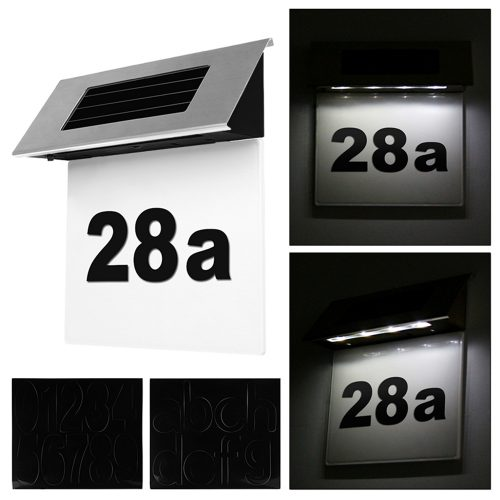 4LED-Waterproof-Solar-Powered-Doorplate-Number-Light-Home-Address-Number-Lamp-Stainless-Steel-House-Apartment-Number