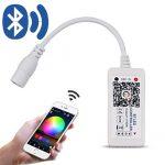 RGBW Bluetooth 12-24V valdiklis LED juostai