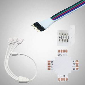 Kiti priedai LED juostoms